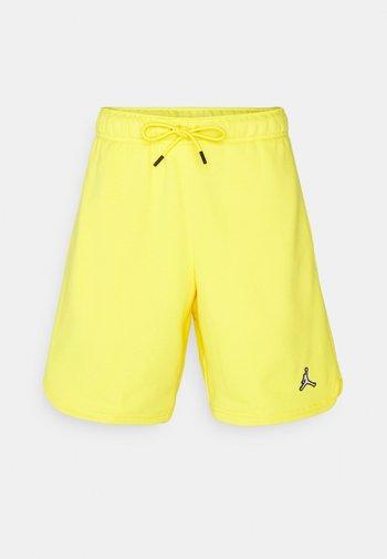 Shorts - tour yellow/white