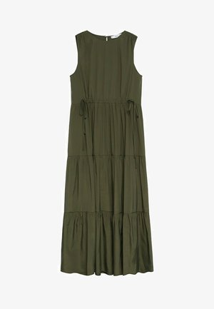 ABRIL - Maxi dress - khaki