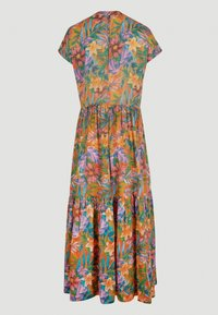 O'Neill - Maxi dress - yellow with red - 6