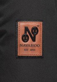Navahoo - WINTERMANTEL LADY LIKE - Winter coat - black - 5