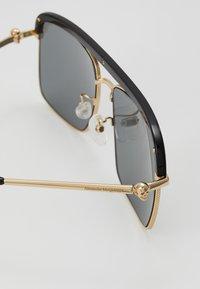 Alexander McQueen - SUNGLASS MAN  - Sunglasses - gold-coloured/grey - 2