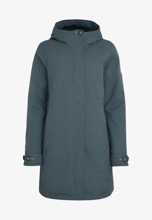 Winter coat - blueshadow