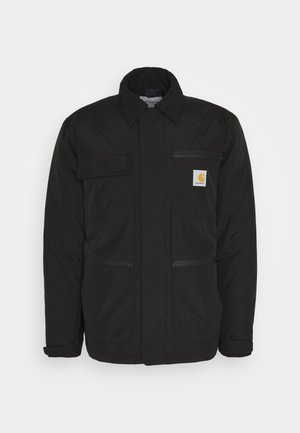 GORE TEX MICHIGAN COAT - Jas - black