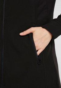 Regatta - ADELPHIA - Softshellová bunda - black - 5
