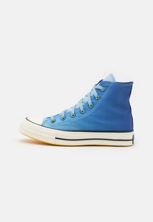 CHUCK 70 HEART OF THE CITY UNISEX - Vysoké tenisky - sea salt/amarillo/egret