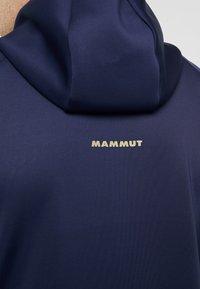 Mammut - AVERS ML  - Kurtka Softshell - peacoat/boa - 6