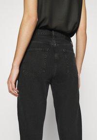 Ética - FINN - Straight leg jeans - obsidian - 3