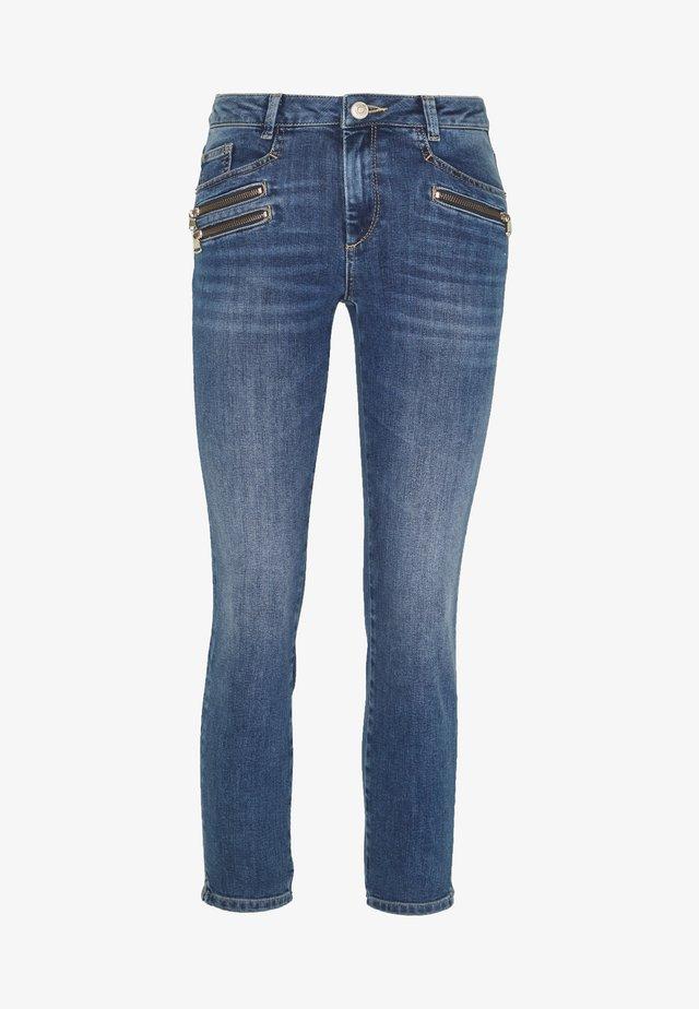 BERLIN RE-LOVED - Jean slim - light blue