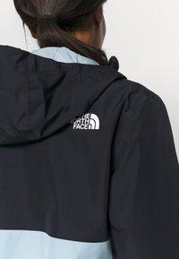 The North Face - WATERPROOF FANORAK - Outdoor jacket - dark blue - 3