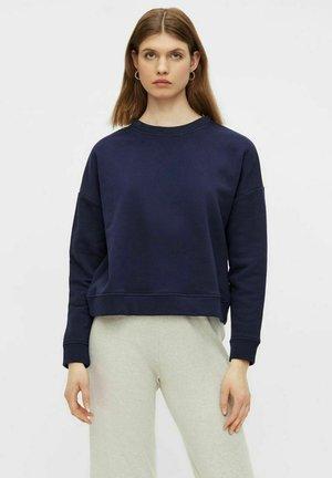 PCCHILLI - Sweatshirt - maritime blue