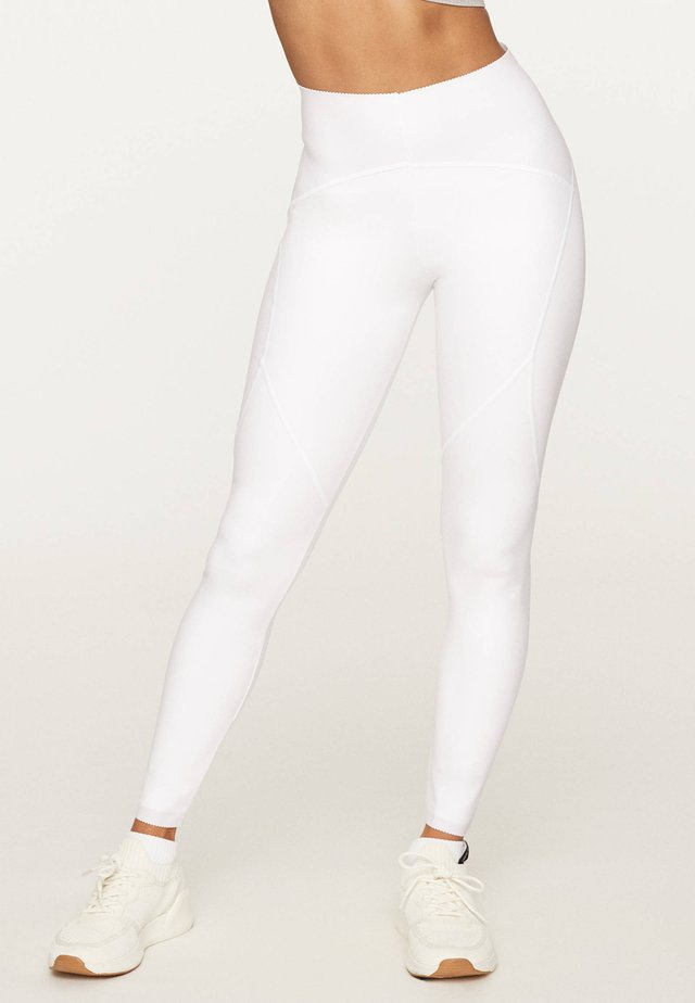 COMPRESSION - Legging - white