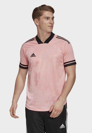 CONDIVO 20 JERSEY - Print T-shirt - pink