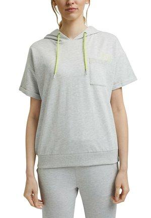 FASHION - Print T-shirt - light grey