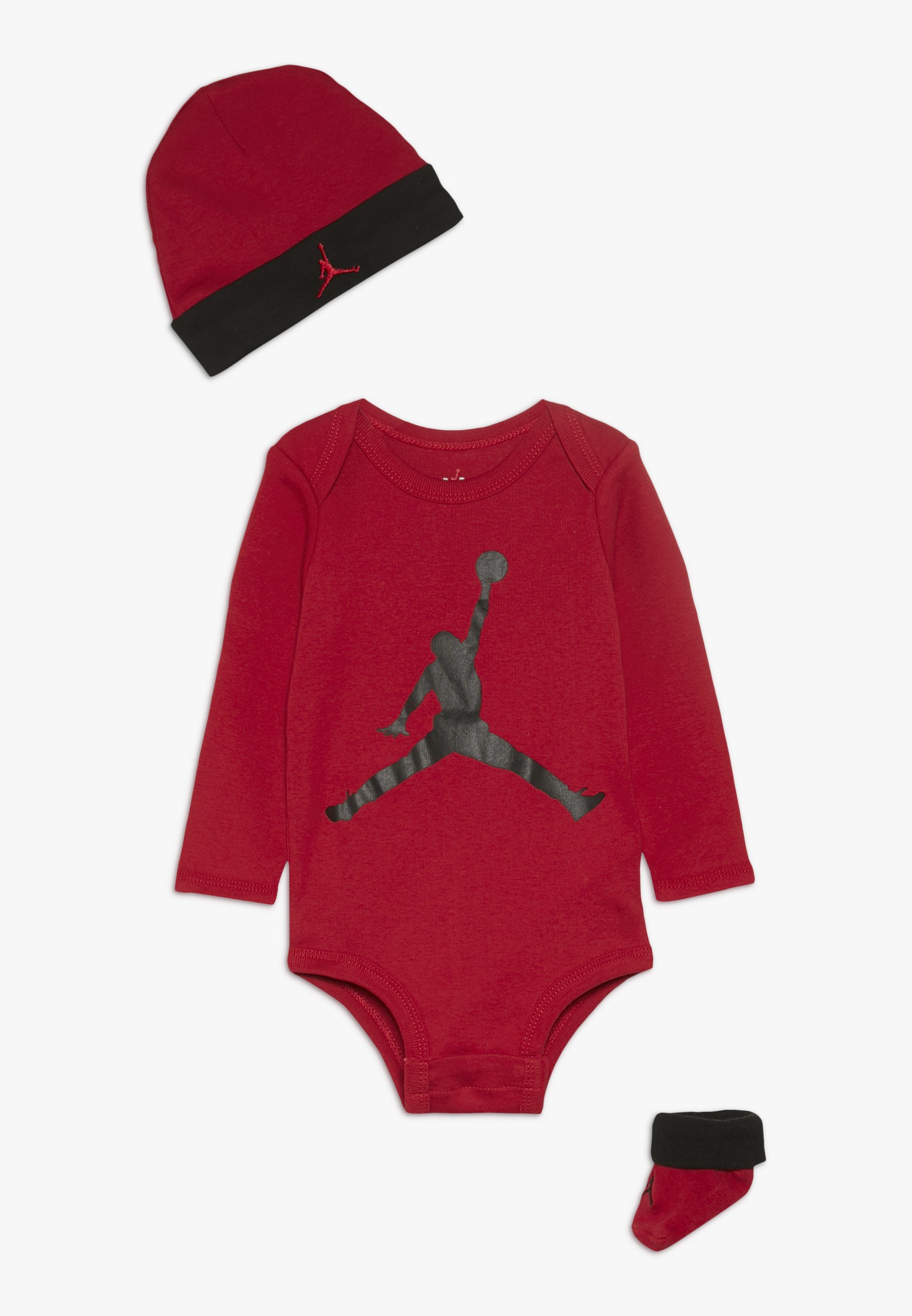 Kinder JUMPMAN BOOTIE SET UNISEX - Mütze