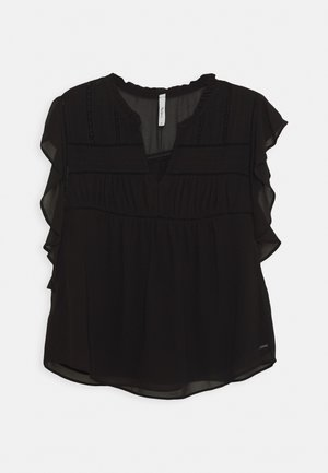 IRINA - Topper - black