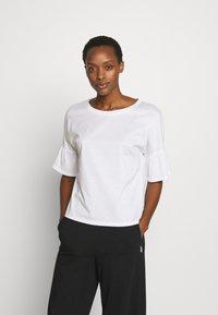 WEEKEND MaxMara - ORLANDA - Camiseta estampada - weiss - 0