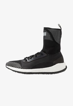 PULSEBOOST HD MID S. - Sports shoes - utility black/dust rose