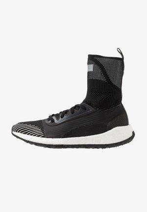 PULSEBOOST HD MID S. - Zapatillas de entrenamiento - utility black/dust rose