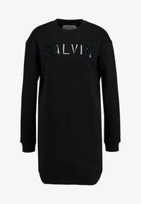 Calvin Klein Jeans - DRESS - Day dress - black - 3