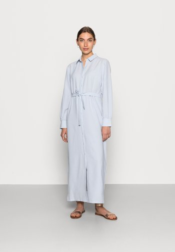 CHANIWA - Shirt dress - xenon blue