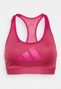 3 BAR BRA - Sports-BH-er med medium støtte - pink