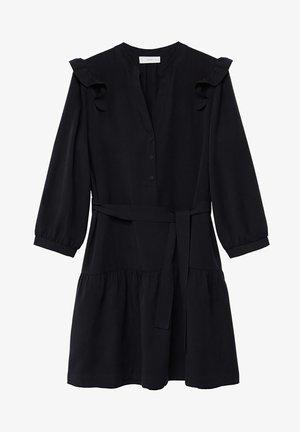 ZIN - Denní šaty - schwarz