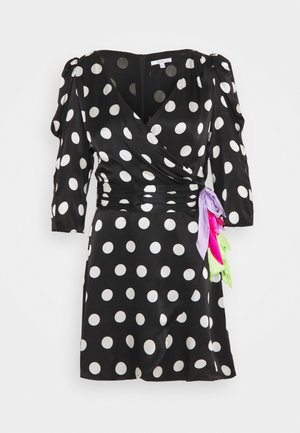 REN DRESS - Day dress - black