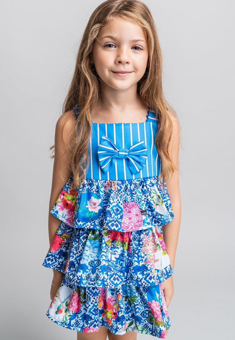 Rosalita Senoritas - WATERWAY - Day dress - blue