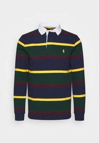 RUSTIC - Poloshirts - college green mul