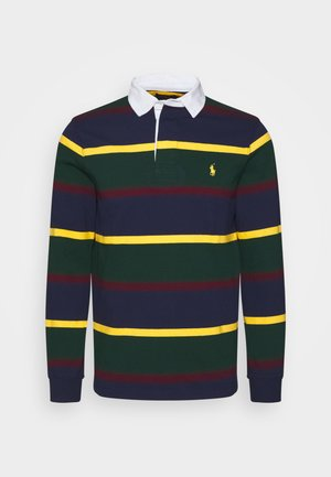 RUSTIC - Poloshirts - college green mul