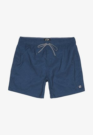 SUNDAYS LAYBACKS - Swimming shorts - navy