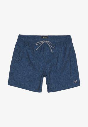 SUNDAYS LAYBACKS - Swimming shorts - navy