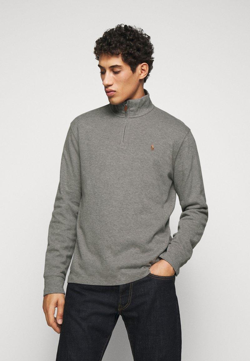 Polo Ralph Lauren - ESTATE - Jumper - metallic grey heather
