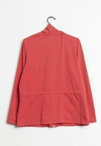 Bonita - Sweater met rits - red - 1