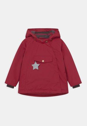 WANG UNISEX - Winter jacket - rhubarb