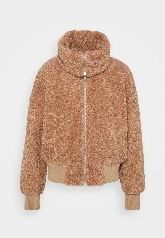 RICETTA - Classic coat - kamel