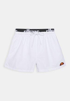 TEYNOR - Shorts da mare - white