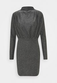 Gina Tricot - AMBER DRESS EXCLUSIVE - Cocktailkjoler / festkjoler - silver - 5
