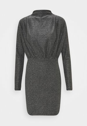 AMBER DRESS EXCLUSIVE - Cocktail dress / Party dress - silver