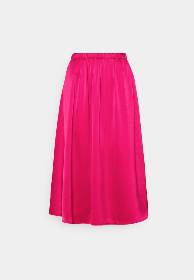 SRCAMILLE MIDI SKIRT - Gonna a campana - pink peacock