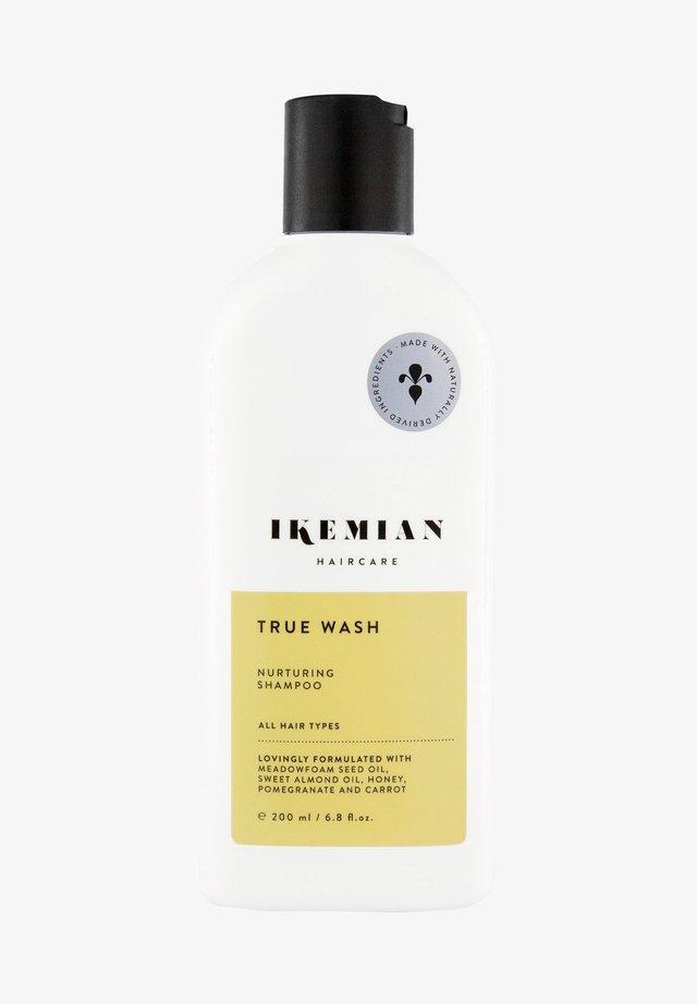 TRUE WASH - Shampoo - -