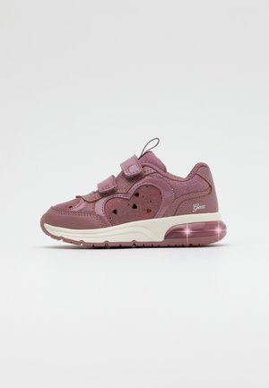 SPACECLUB GIRL - Trainers - dark rose