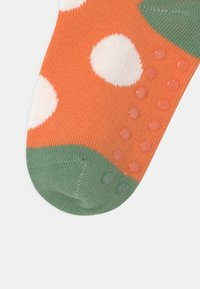 Lindex - DOTS AND STRIPE 5 PACK UNISEX - Socks - light orange - 2