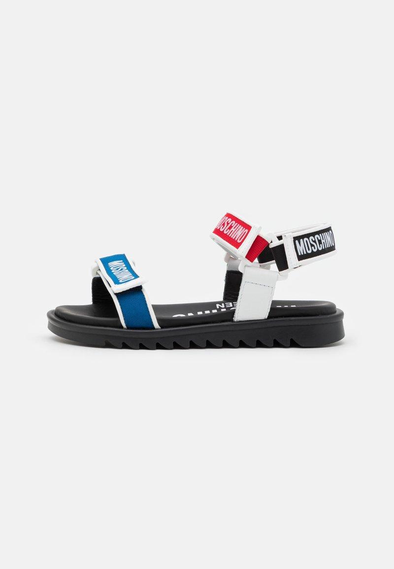 MOSCHINO - UNISEX - Sandals - multicolor
