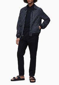 Calvin Klein - Bomber Jacket - calvin black - 1