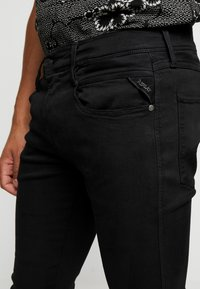 Replay - ANBASS - Slim fit jeans - black - 3