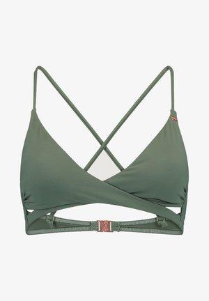 BAAY MIX - Bikini top - green