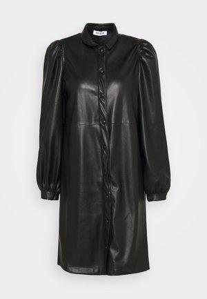 LENJA DRESS - Jurk - schwarz