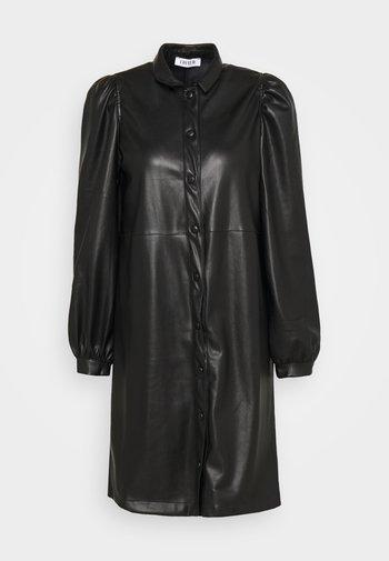 LENJA DRESS - Robe d'été - schwarz