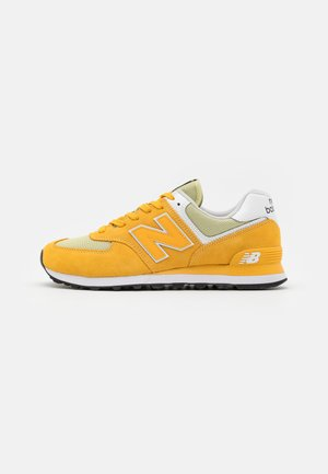 ML574 - Sneakersy niskie - yellow